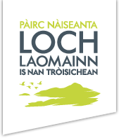 Loch Lommond & The Trossachs National Park Logo