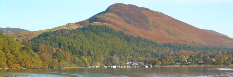 conic-hill-with-balmaha-at-bottom-seen-over-waters-of-loch-lomond