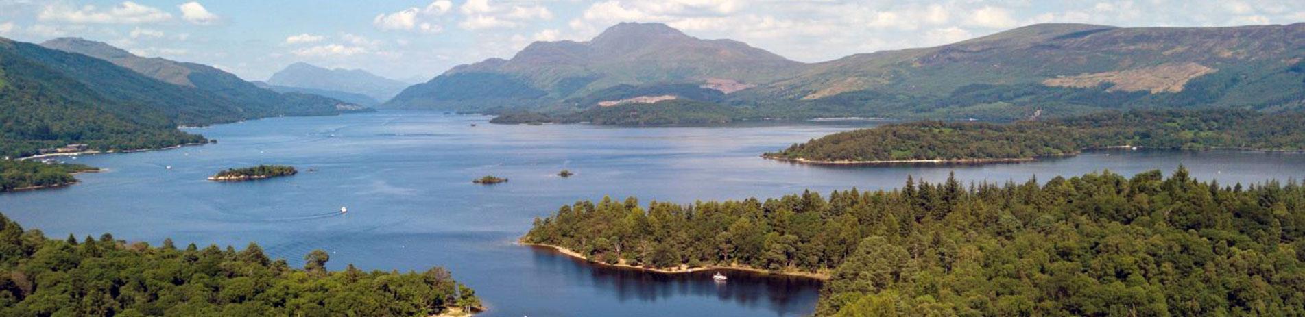 Home Respect Your Park Loch Lomond The Trossachs National Park