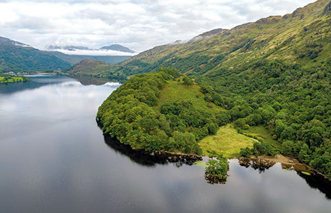 East_Shore_North_Loch_Lomond-wooded-areas